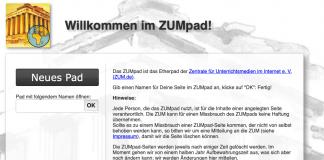 ZUMPad